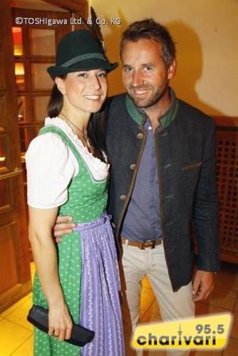 Ihre Gastgeber Nicole & August Thaler vom buehlerhof it