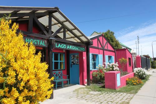 albergue lago argentibo B&B