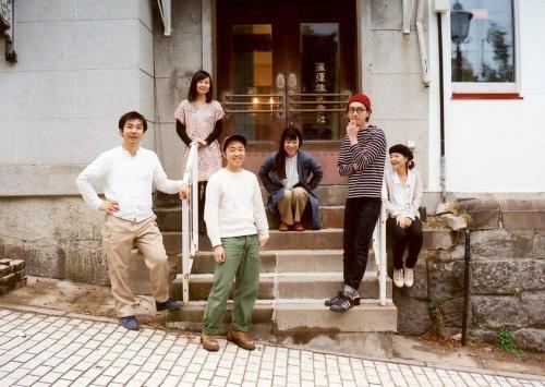 SMALL TOWN HOSTEL Hakodateのスタッフ&箱バル不動産のメンバーです!