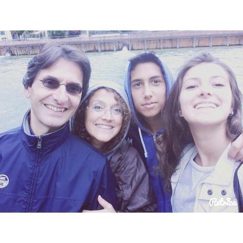 Elena, Matteo, Enrico e Roberta