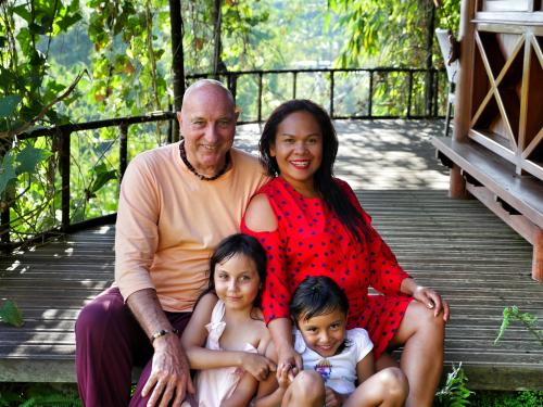 Rick & Lita, Maya & Mia
