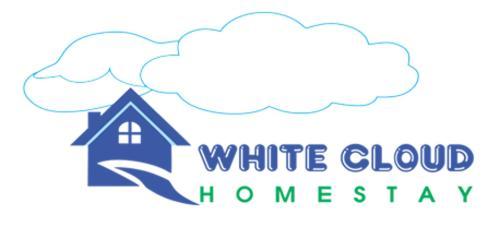 White Cloud Homestay logo