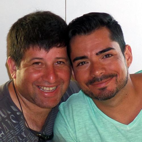 Marcos Alfaro y Luis Gutierrez