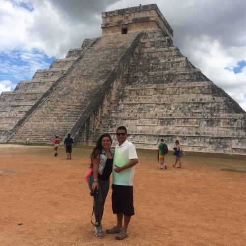 Jorge and Pamela