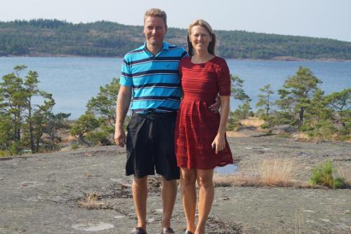Maria & Pelle Häggblom