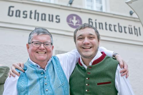 Peter Bernhofer Restaurant / Karl Wagner Hotelier