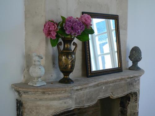 Ferienwohnung Appart Relais Saint Pavin Coeur (Frankreich Le ...