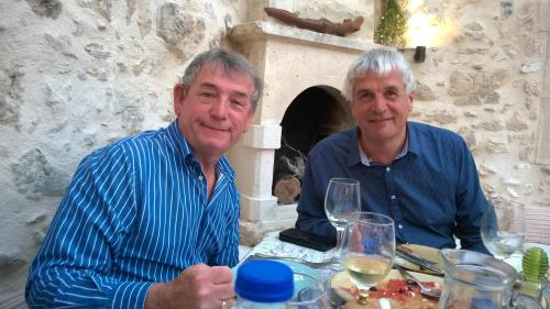 Peter & John