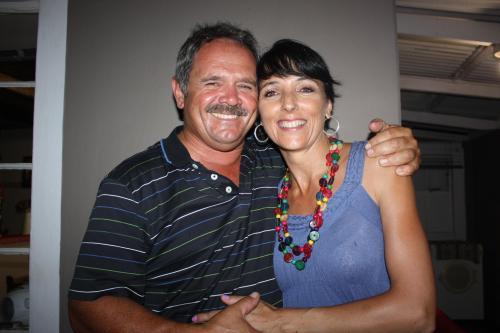 Kosie and Ryna Sauerman