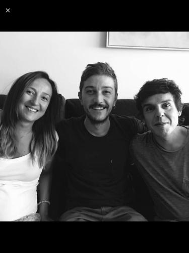 Dani, Jose y Bea