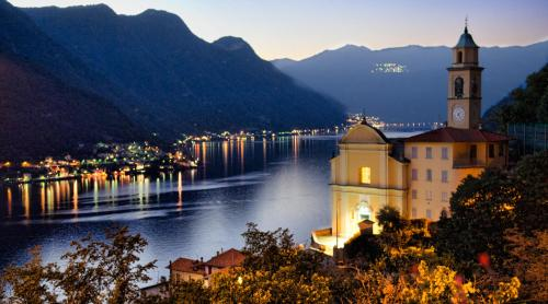 Pognana Lario's beautiful views