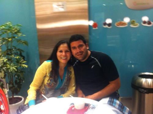 Jorge y Susan
