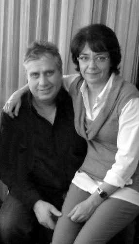 Massimo e Joelle Hostettler