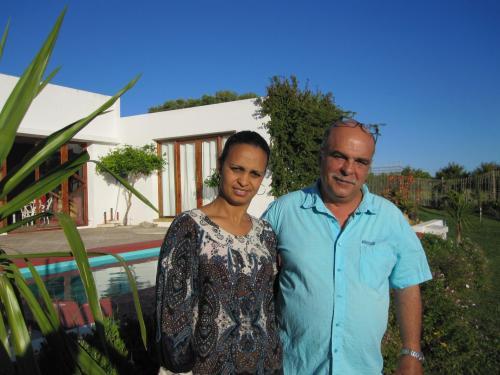 Philippe et Zahra