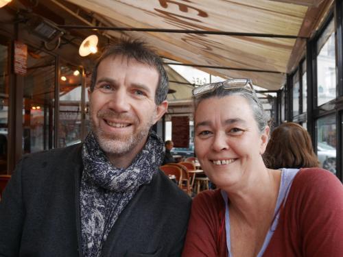 Claire & Laurent