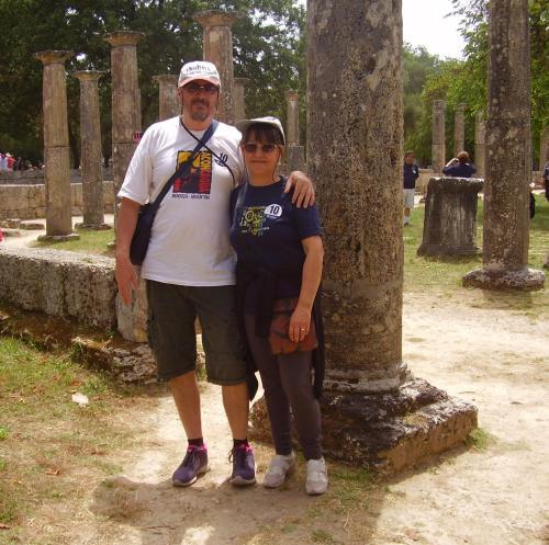 Nancy y Jorge