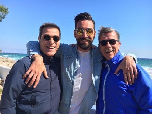 Michele, Giuseppe e Ciro