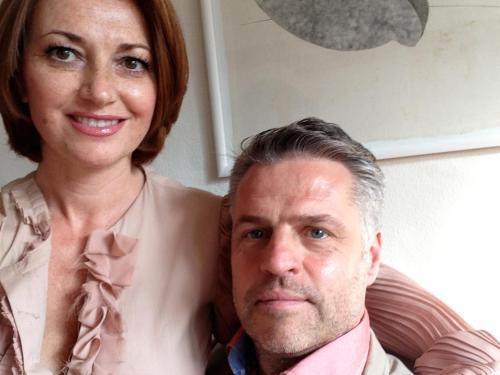Luisiana and Marc Steffen