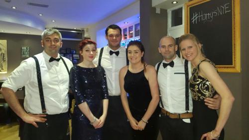 Some of harrys fabulous staff