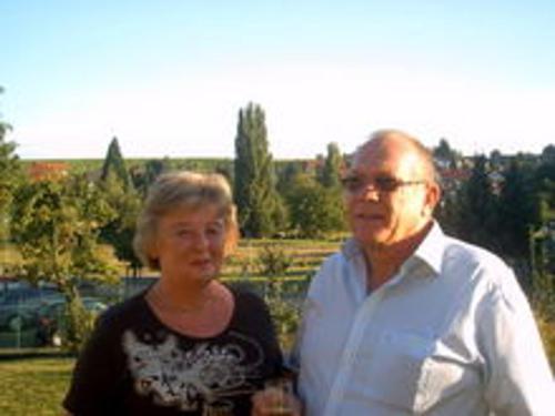 Ingrid Platt-Hoffmann und Klaus Gieger