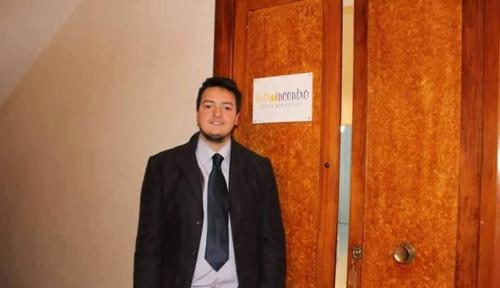 Edoardo Cioffi- Hotel manager