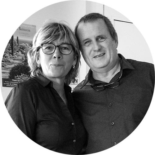 Françoise and Christian TAPIAS