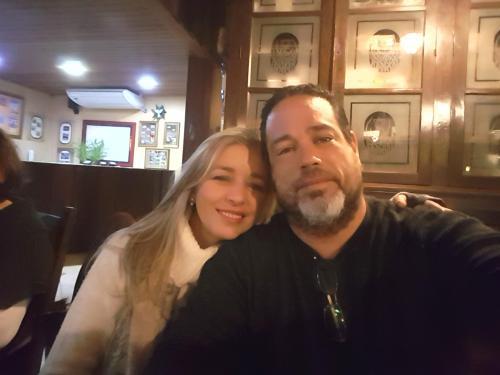 Rogério e Patrícia