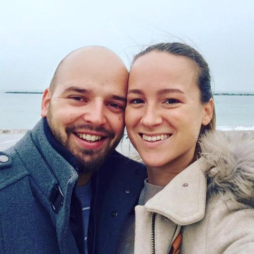 Mitja and Anja