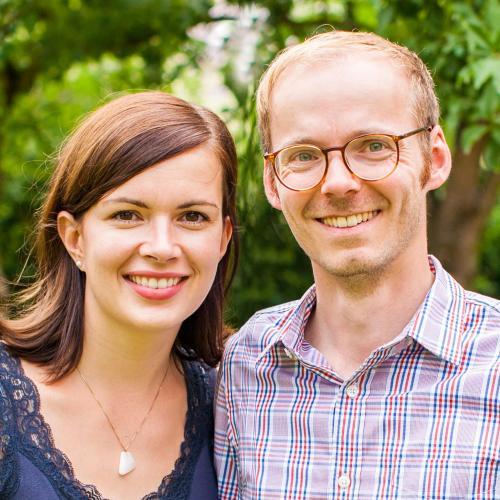 Julia und Stefan