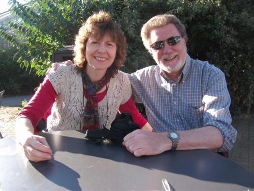 Robert & Christine Tromans