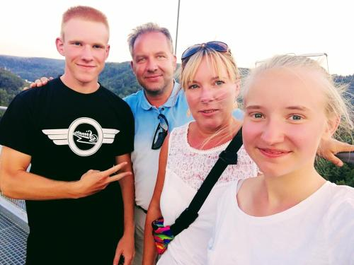 Vincent, Andreas, Alexandra, Helen
