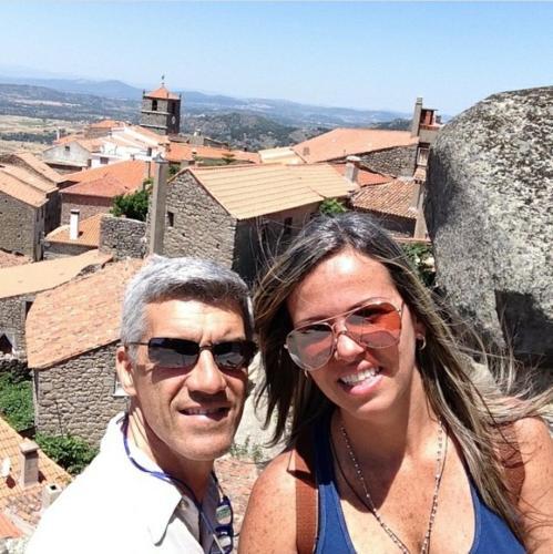 Luz Marina e João