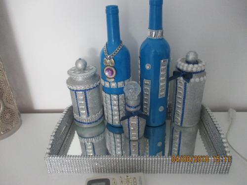Trabalhos feitos pela casa da boa agua 1