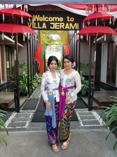 Mitha and Tarie