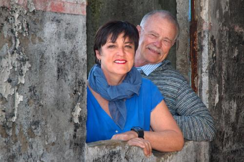 Louise and Niel Botha