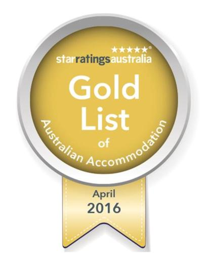 Star Ratings award - 2016