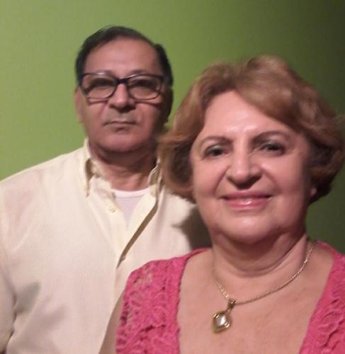 Aldemir e Norma Aquino