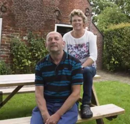 Anneke en Aldert de Boer