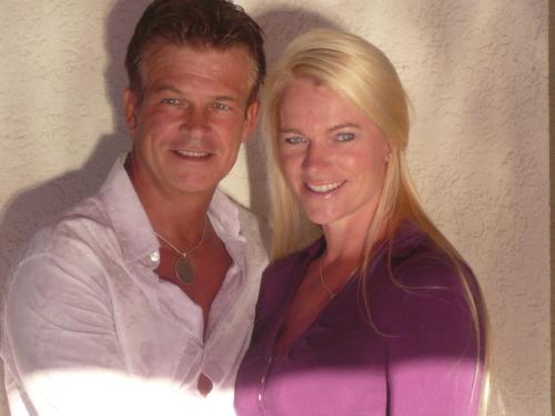 Peter and Maya