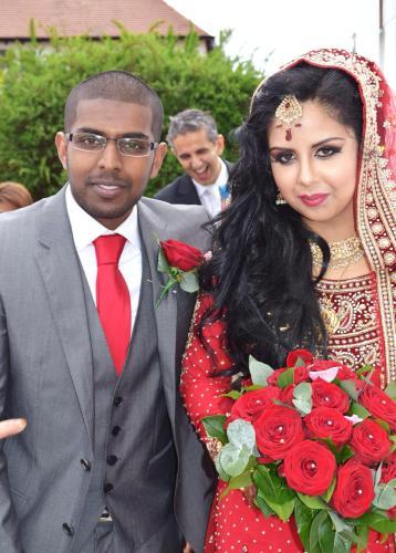 Amir and Aysha