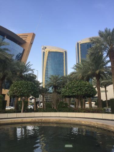 شقة 7 نجوم في برج  داماك الرياض