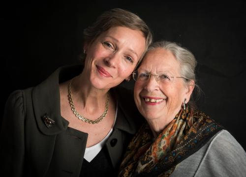 Andrea Maria y MariLuisa Sillinger