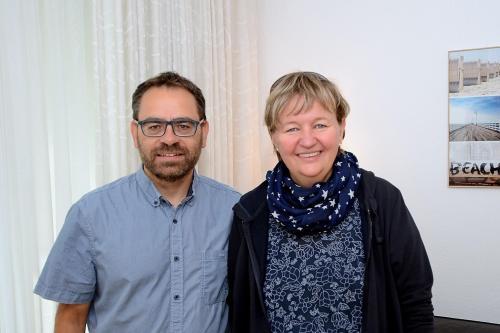 Beat und Cornelia Bachmann