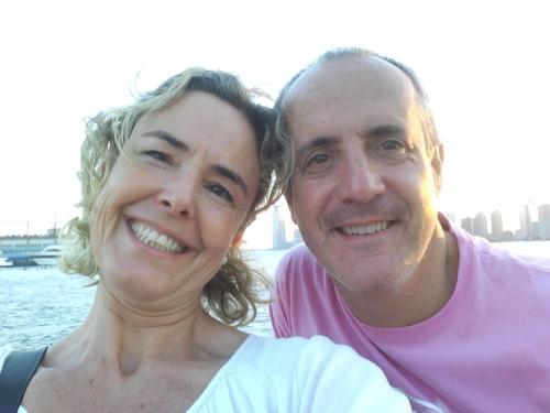 Andrea y Martin