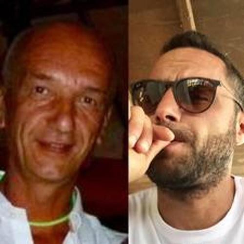 Siamo Massimo e Mio genero Alessio