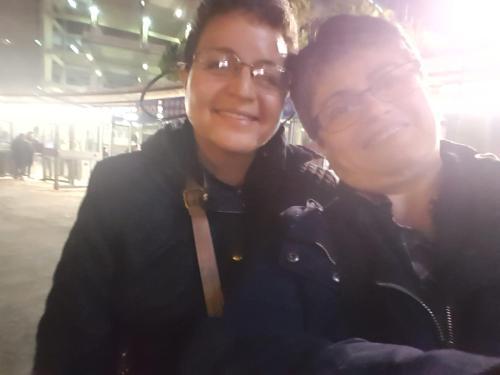 María y Laura