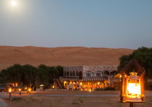 Thousnad Nights Oman