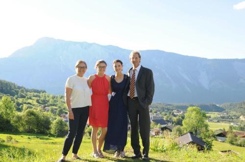 Hackl Christine, Gotthard, Elisa und Hannah