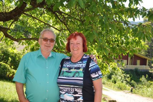 Manfred und Petra Schlö