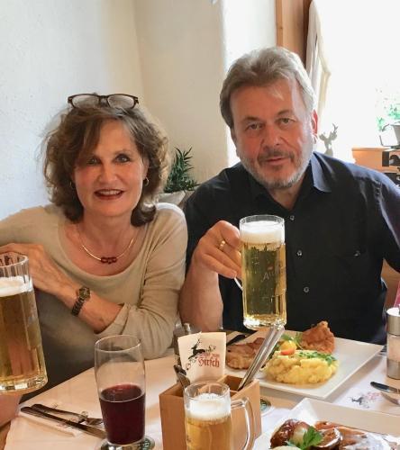 Axel und Ulrike Oberhofer